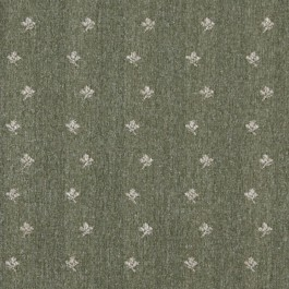 3638 Sage Posey Fabric By Charlotte Fabrics The Fabric Co