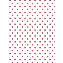 0389204 Sixpence Red Wallpaper