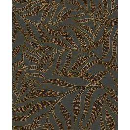 2930-391553 Montrose Multicolor Leaves Wallpaper | The Fabric Co