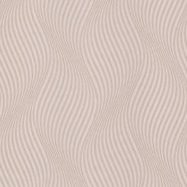 488-31221 Zenia Light Pink Small Ogee Wave Wallpaper