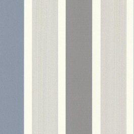 488-31228 Horizon Grey Stripe Wallpaper