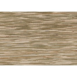 53-65629 Naoko Khaki Grasscloth Wallpaper