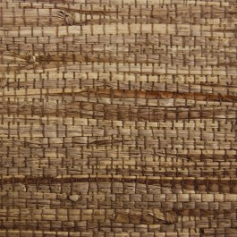 63-54701 Liang Light Brown Grasscloth Wallpaper