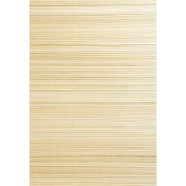 63-54715 Li Mei Beige Grasscloth Wallpaper