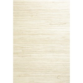 63-54725 Shuang Cream Grasscloth Wallpaper