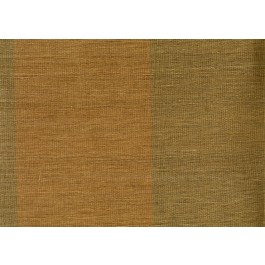63-54733 Yi Ze Brown Grasscloth Wallpaper