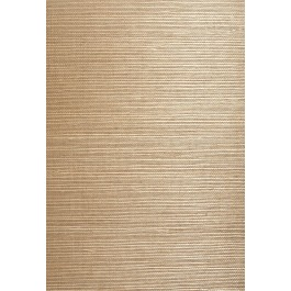 63-54741 Chang Taupe Grasscloth Wallpaper