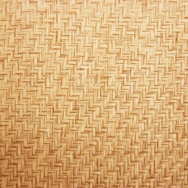 63-54775 Li Qin Beige Grasscloth Wallpaper