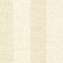 671-68541 Amalfi Cream Linen Stripe Wallpaper