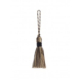 02498 Black Pepper Decorative Tassel