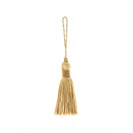 02498 Gold Decorative Tassel