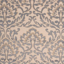 Positano Damask Stardust RM Coco Fabric | The Fabric Co