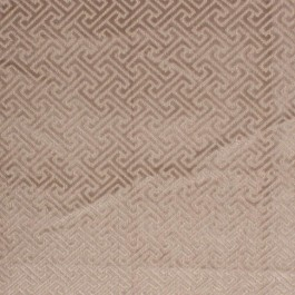 Royal Fret Sand RM Coco Fabric | The Fabric Co