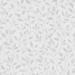 2928-8838 Willow Light Grey Silhouette Trail Wallpaper | The Fabric Co
