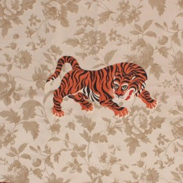 Shere Khan Natural RM Coco Fabric | The Fabric Co