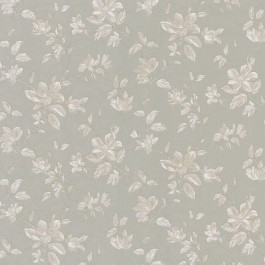 988-58602 Plumier Taupe Mid Scale Floral Wallpaper