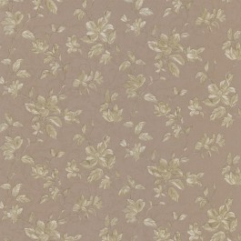 988-58607 Plumier Light Brown Mid Scale Floral Wallpaper