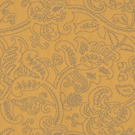 A0339 GOLDENROD RM Coco Fabric   The Fabric Co