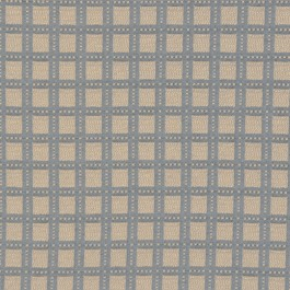 A0345 BLUE SILVER RM Coco Fabric | The Fabric Co