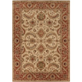 A160-811 Surya Rug Ancient Treasures Collection