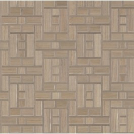 AF6604 Grey Teahouse Panel Wallpaper | The Fabric Co