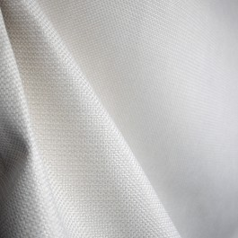 Basket Natural Solid Cream Texture Upholstery Fabric
