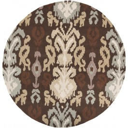 BNT7673-6RD Surya Rug Brentwood Collection