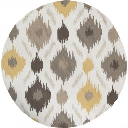 BNT7676-6RD Surya Rug Brentwood Collection