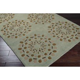 BST428-3353 Surya Rug Bombay Collection