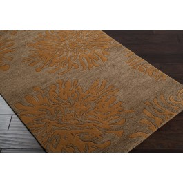 BST495-811 Surya Rug Bombay Collection