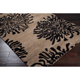 BST496-811 Surya Rug Bombay Collection
