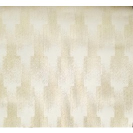 CA1516 White/Off Whites Flapper Wallpaper | The Fabric Co