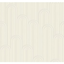 CA1543 White/Off Whites Speakeasy Wallpaper | The Fabric Co