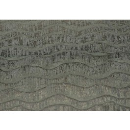 Calming Effect Seamist Light Green Woven Chenille Wavy Geometric Upholstery Swavelle Mill Creek Fabric