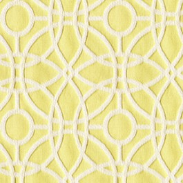 Cathedral 5003 Citron J. Ennis Fabric