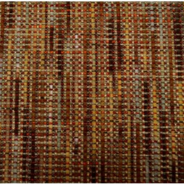 Classic Cool Sienna Red Brown Textured Basketweave Chenille Upholstery Swavelle Mill Creek Fabric