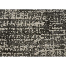 Client Charcoal Dark Grey Textured Woven Modern Upholstery Swavelle Mill Creek Fabric