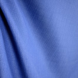 Coast Chambray Blue Outdoor Solid Altizer Fabric