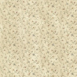 CTR44006 Shelby Rose Calico Floral Wallpaper