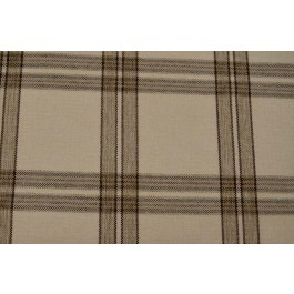 Director Eggshell Cream Woven Plaid Upholstery Swavelle Mill Creek Fabric