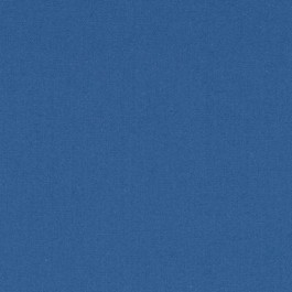 Blue Solid Cotton DK61731 197 Marine Duralee Fabric
