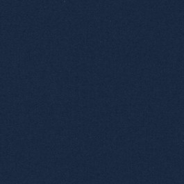 Blue Solid Cotton DK61731 393 Ink Duralee Fabric