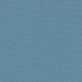 Blue Solid Cotton DK61731 422 Bluejay Duralee Fabric