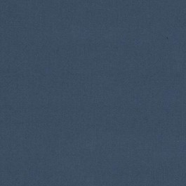 Blue Solid Cotton DK61731 441 Bay Duralee Fabric
