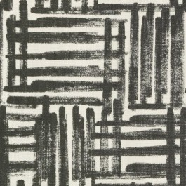 Black Contemporary Check DP61707 79 Charcoal Duralee Fabric