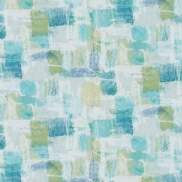 Blue Green Contemporary DP61715 41 Blue/Turquoise Duralee Fabric