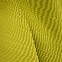 Elgin Citron Textured Green Upholstery Fabric
