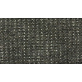 Nina Charcoal Dark Grey Textured Soft Chenille Crypton Upholstery Fabric