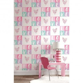 FA41600M With Love Wall Mural