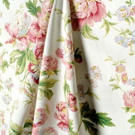 Forever Yours Spring Drapery Fabric
